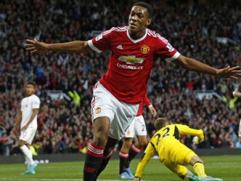 The Martial effect: Stats show brilliant new striker has made Man United prolific in front of goal