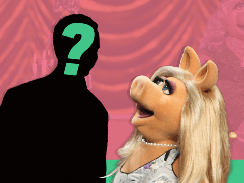 Miss Piggy has a new boyfriend and you all know who he is