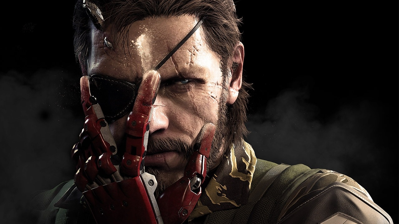 Metal Gear Solid V: The Phantom Pain - not as big as basketball