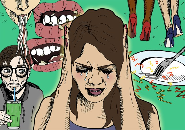 Misophonia Is The Name For The Hatred Of Loud Eating Slurping And