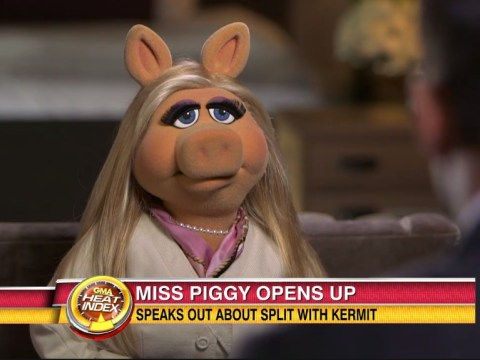 Miss Piggy breaks silence for the first time since Kermit The Frog split: 'I'm playing the field with someone new every night'