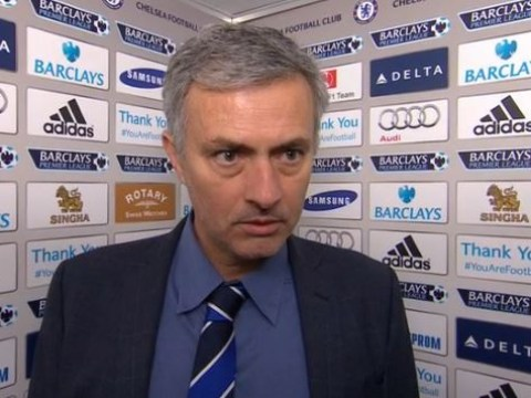 Chelsea boss Jose Mourinho lost it with Everton's Roberto Martinez for having his TV interview first – report