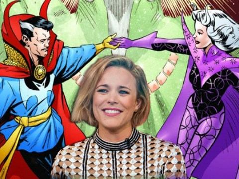 Rachel McAdams joins Doctor Strange… but will she play his sorceress lover Clea?