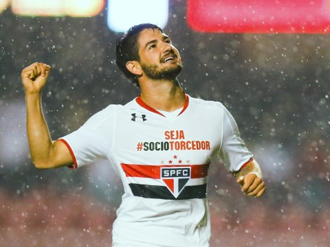 Brazilian striker Alexandre Pato reveals Manchester United made a transfer offer to sign him on deadline day
