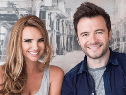 Westlife's Shane Filan and Girls Aloud's Nadine Coyle are bringing out a duet