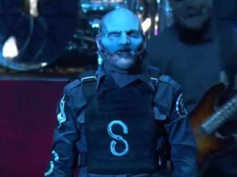 Slipknot vs Living La Vida Loca is the mash up of your dreams