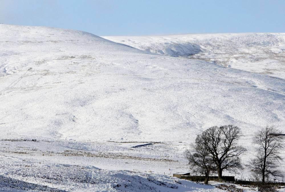 Gotta love Scottish weather (Photo: Getty)