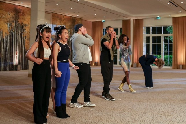 The X Factor is a Thames/Syco production for ITV. X FACTOR - Series 12 BOOTCAMP COUNTRY HOUSE PICTURE SHOWS: MEMBERS OF 4TH POWER, CHE CHESTERMEN, JOSH DANIEL, TONATHAN RAIHAN and KIERA WEATHERS. Expect The UnexpectedÉ The X Factor returns to ITV UNDER STRICT EMBARGO UNTIL 21.00 ON SUNDAY 27TH SEPTEMBER 2015 TelevisionÕs biggest search for a music star is back as The X Factor returns to ITV, with a new stellar judging panel and a dynamic new presenting duo. The brand new super six sees Simon Cowell, Cheryl Fernandez-Versini, Nick Grimshaw and Rita Ora take their places at the judgesÕ desk, while presenters Olly Murs and Caroline Flack will be guiding the search to find a potential pop star with an amazing voice and that extra special something. ©Thames/Syco/Fremantle Media
