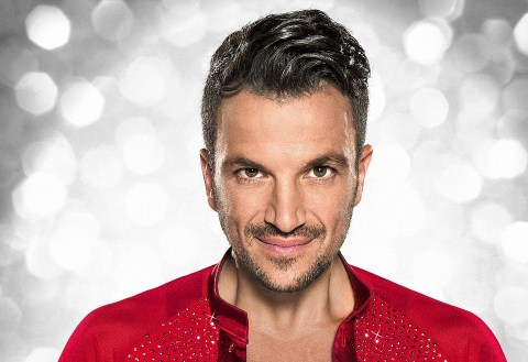 Strictly Come Dancing's Peter Andre: 'My father was sold as a slave'