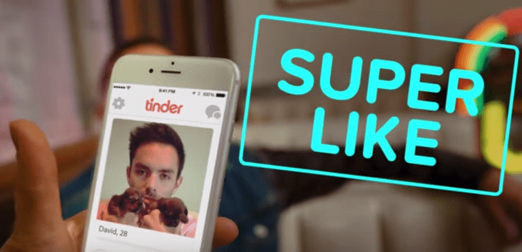tinder introduces superlike