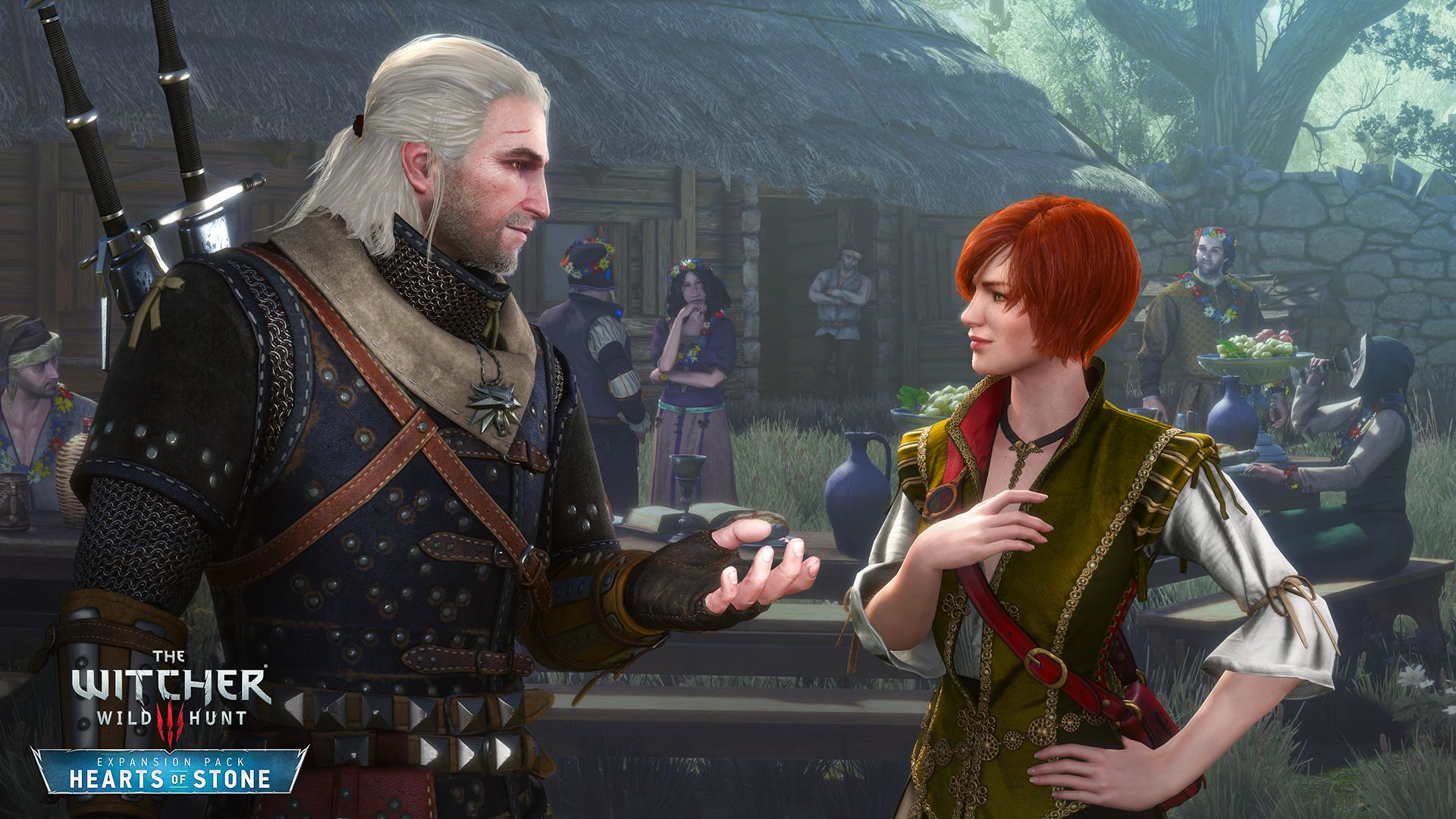 The Witcher 3: Hearts Of Stone - more monsters and more romance