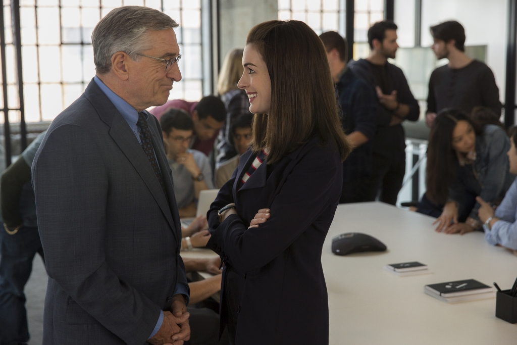 Win premiere tickets and a hotel stay with The Intern – in cinemas October 2