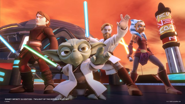 Disney Infinity 3.0 (PS4) - surprisingly not awful