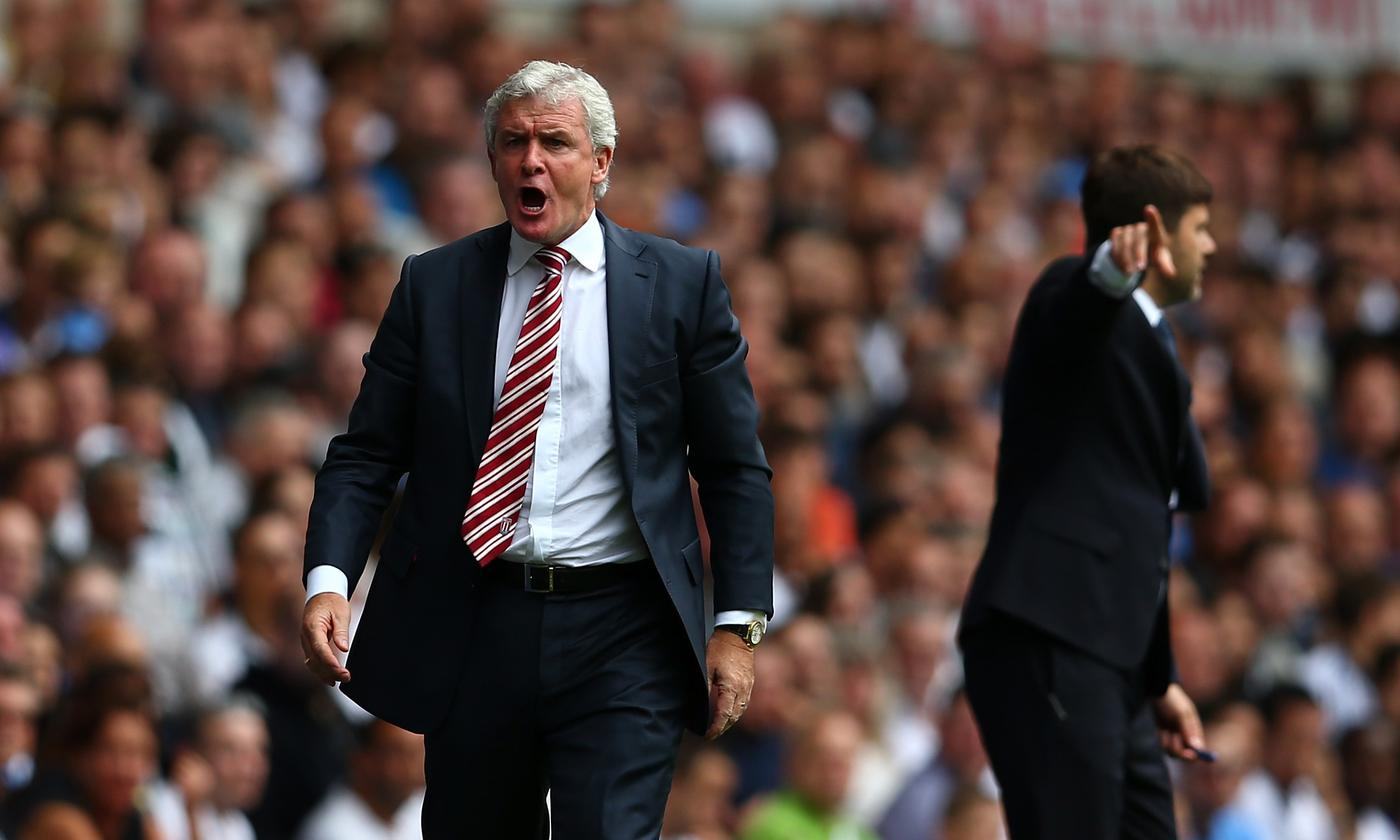 Playing Arsenal holds no fear anymore, says Stoke City boss Mark Hughes