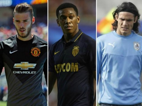 Transfer deadline day: Arsenal agree Edinson Cavani fee, Man United sign Anthony Martial, Liverpool to pay Andriy Yarmolenko clause – reports