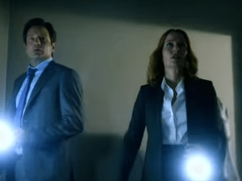Mulder and Scully are back! These new trailers for The X-Files reboot will blow your mind