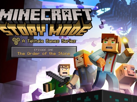 Minecraft: Story Mode review – Episode 1: The Order of the Stone