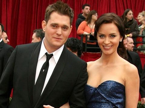 Sicario star Emily Blunt says those Michael Buble cheating rumours are 'complicated'