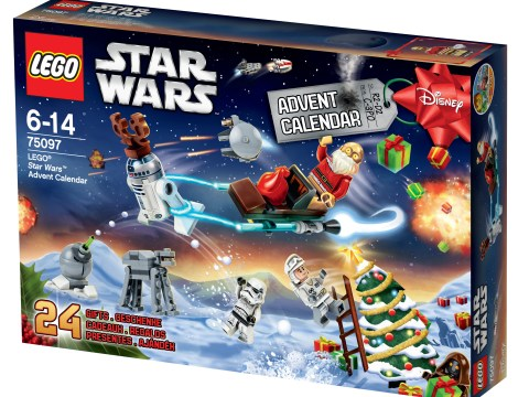 Forget the gin advent calendar here's the Lego Star Wars advent calendar