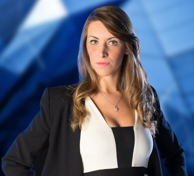 WARNING: Embargoed for publication until 00:00:01 on 06/10/2015 - Programme Name: The Apprentice 2015 - TX: n/a - Episode: The Apprentice 2015 (No. Generics) - Picture Shows: Jenny Garbis - (C) Boundless - Photographer: Jim Marks