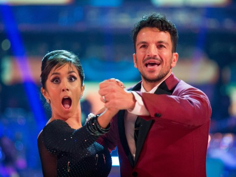 Craig Revel Horwood isn't sure Peter Andre can go the distance on Strictly Come Dancing