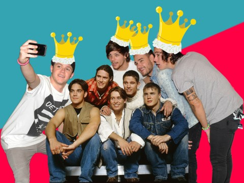 Find out who Take That have handed their boy band crowns over to… do you agree?