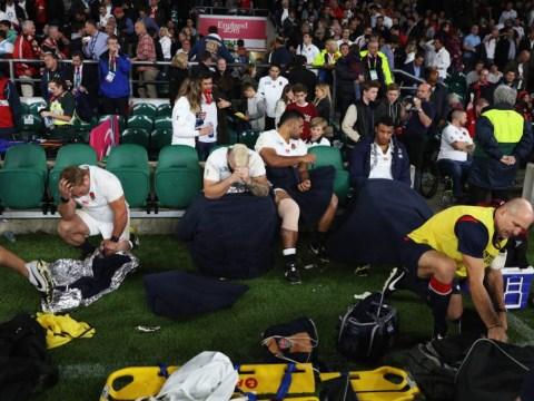 In pictures: England's Rugby World Cup campaign summed up in 9 photographs
