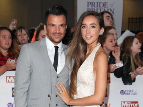 Peter Andre doesn't know how his wife Emily put up with him during his 'dark' days