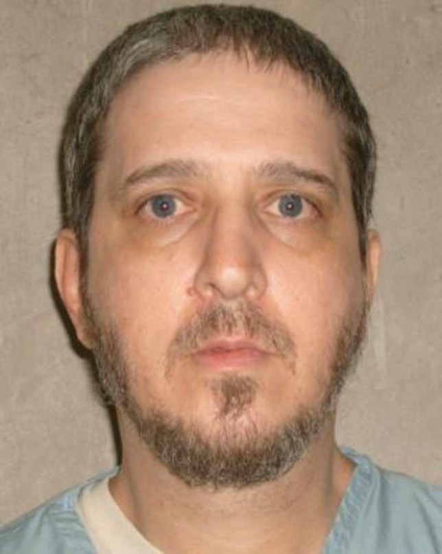 Oklahoma State Penitentiary death row inmate Richard Glossip is shown in this 2007 handout photo provided by the Oklahoma Department of Corrections. The Oklahoma Court of Criminal Appeals on Monday denied a request to halt the execution planned for later this week of Glossip, whose lawyers said they had uncovered new evidence that points to his innocence. REUTERS/Oklahoma Department of Corrections/Handout via Reuters FOR EDITORIAL USE ONLY. NOT FOR SALE FOR MARKETING OR ADVERTISING CAMPAIGNS. THIS IMAGE HAS BEEN SUPPLIED BY A THIRD PARTY. IT IS DISTRIBUTED, EXACTLY AS RECEIVED BY REUTERS, AS A SERVICE TO CLIENTS