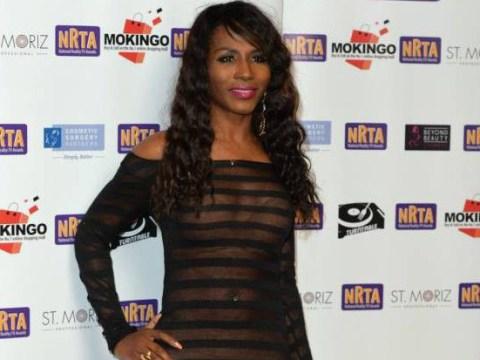 Sinitta – who dated Brad Pitt 27 years ago – has denied having anything to do with Brangelina split