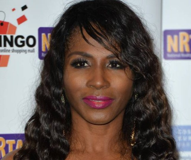 LONDON, ENGLAND - SEPTEMBER 30: Sinitta attends the National Reality TV Awards at Porchester Hall on September 30, 2015 in London, England. (Photo by Anthony Harvey/Getty Images)