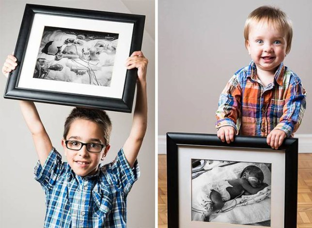 "Powerful before and after pics of premature babies Link - https://www.facebook.com/RedMPhoto Link - https://redmphoto.smugmug.com/ ""Yes, I agree. Thank you for asking. Red"""