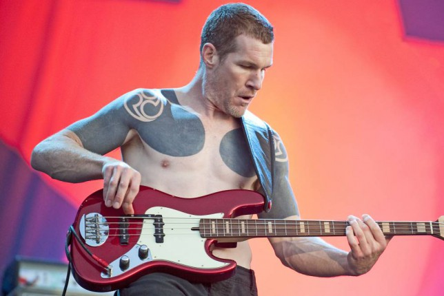 Rage Against the Machine's Tim Commerford 'doesn't believe ISIS is real'