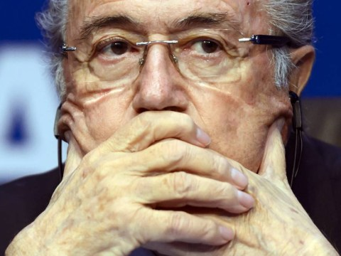 Fifa president Sepp Blatter provisionally suspended for 90 days