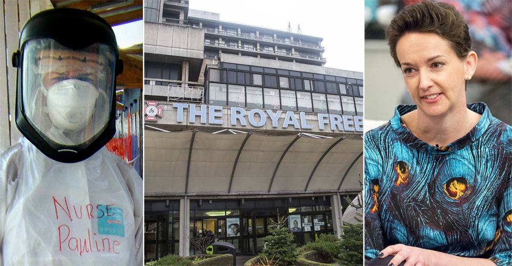 British nurse Pauline Cafferkey in 'serious condition' after being readmitted to hospital with Ebola