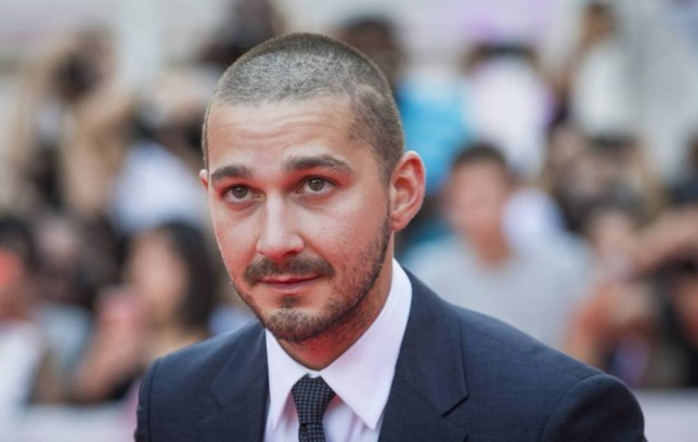 "Actor Shia LaBeouf arrives on the red carpet for the film ""Man Down"" during the 40th Toronto International Film Festival in Toronto, Canada, in this file photo taken September 15, 2015. LaBeouf was arrested outside a bar in Austin, Texas on Friday night for public intoxication, according to news reports. REUTERS/Mark Blinch/Files"