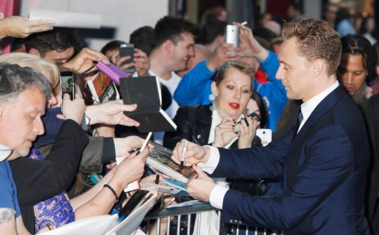 Tom Hiddleston doesn't want his and Benedict Cumberbatch