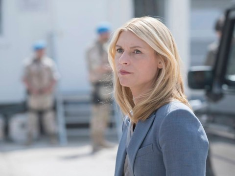Claire Danes has admitted the new season of Homeland is 'very different'