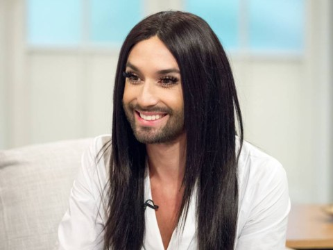 Conchita Wurst thinks she is 'too selfish' to be a role model