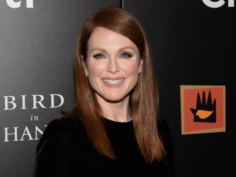 Julianne Moore has rallied 100 Hollywood stars to speak up for gun safety