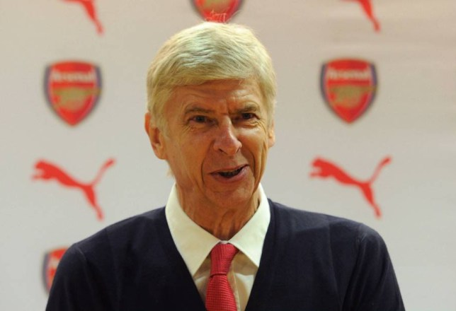 LONDON, ENGLAND - OCTOBER 15: Arsenal Manager Arsene Wenger speaks during a press conference at Emirates Stadium on October 15, 2015 in London, England. (Photo by David Price/Arsenal FC via Getty Images)