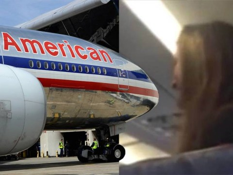 Moment passengers stick up for woman kicked off of flight by American Airlines