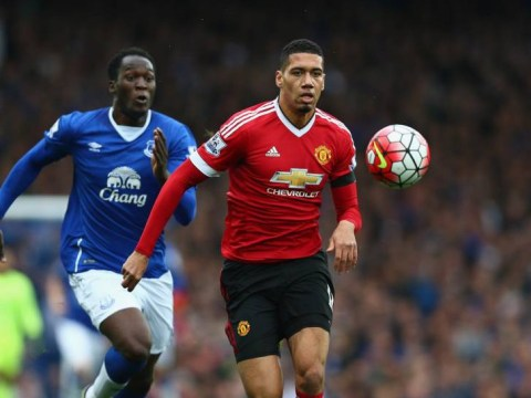 Manchester United will need Chris Smalling on top form to stop free-scoring Jamie Vardy