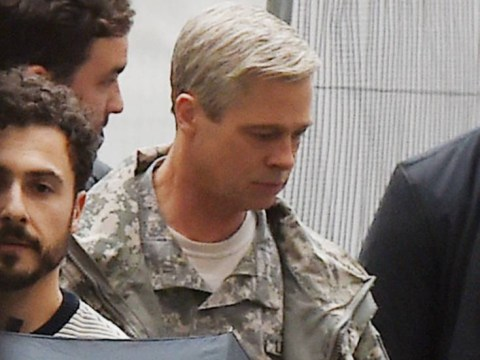 Brad Pitt is a silver fox now but is he hotter than his mate George Clooney?