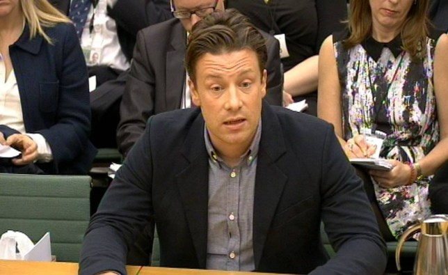Fans vent fury at Jamie Oliver following Sugar Tax announcement