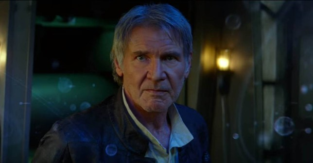 BEST QUALITY AVAILABLE Screen grabbed image taken from the Star Wars YouTube channel of a scene from the highly-anticipated full trailer for Star Wars: Episode VII - The Force Awakens, which has been unveiled two months before the film hits cinemas. PRESS ASSOCIATION Photo. Issue date: Tuesday October 20, 2015. The Force Awakens, the seventh film in the franchise, is one of the most anticipated movies of the year, with flurries of excitement accompanying each trailer launch. The second teaser trailer, which debuted in April, has more than 64 million views on YouTube to date. See PA story SHOWBIZ StarWars. Photo credit should read: Star Wars/YouTube/PA Wire NOTE TO EDITORS: This handout photo may only be used in for editorial reporting purposes for the contemporaneous illustration of events, things or the people in the image or facts mentioned in the caption. Reuse of the picture may require further permission from the copyright holder.