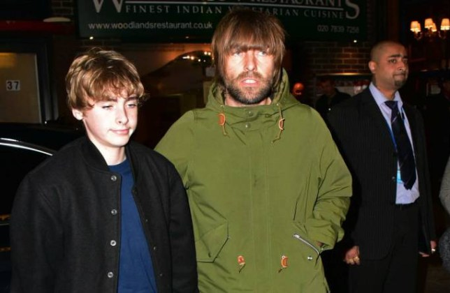 Mandatory Credit: Photo by Nils Jorgensen/REX Shutterstock (5280210l) Liam Gallagher 'Sunny Afternoon' first birthday gala performance, London, Britain - 20 Oct 2015 Sunny Afternoon first birthday gala performance, London, Britain - 20 October 2015 Joe Penhall's play about the early life of The Kinks star Ray Davies celebrates its first birthday.