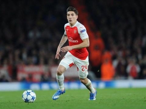 Hector Bellerin set to miss Arsenal v Tottenham clash through injury