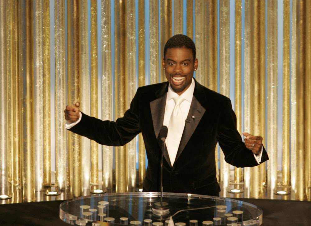Oscars 2016 host Chris Rock just called this year's ceremony the 'White BET Awards'