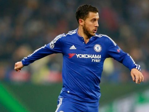 Marc Wilmots wants Eden Hazard to leave Chelsea for Real Madrid transfer – report